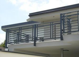 Alumínium kerítés - Aluferrinox Kft.